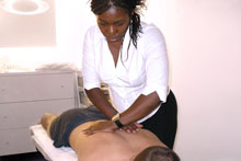 Osteopathy uses a combination of manipulative and subtle techniques.